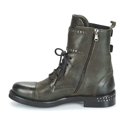 Mimmu MICHEE Kaki Schuhe Boots 179,40 Damen 179,40 Boots d3f93c
