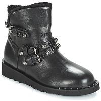 Schuhe Damen Boots Mimmu MALONN Schwarz