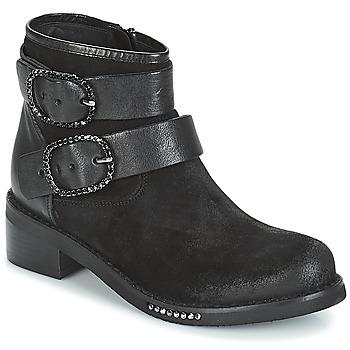 Schuhe Damen Boots Mimmu MYLANN Schwarz