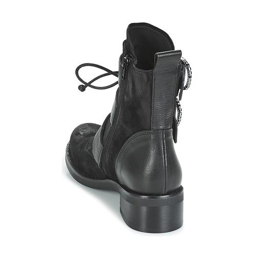 Mimmu MOEZ MOEZ MOEZ Schwarz Schuhe Boots Damen 180,70 8c0cb2