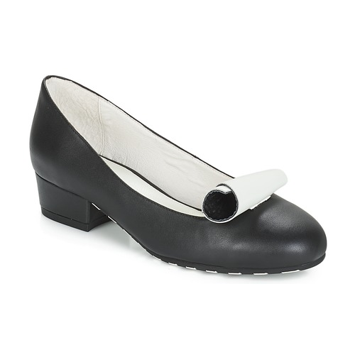 Lola Ramona Schuhe ALICE Schwarz / Weiss  Schuhe Ramona Ballerinas Damen 137,50 6711c9