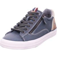 Schuhe Herren Sneaker Low Mustang - 4127302 810 Dunkelgrau