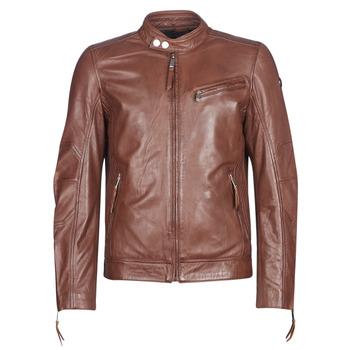 Kleidung Herren Lederjacken / Kunstlederjacken Redskins TRUST CASTING Braun