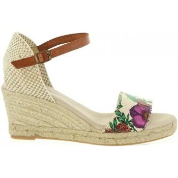 Schuhe Damen Sandalen / Sandaletten Cumbia 31005 Beige