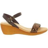 Schuhe Damen Sandalen / Sandaletten Cumbia 31009 Marrón