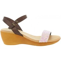 Schuhe Damen Sandalen / Sandaletten Cumbia 31009 Rosa