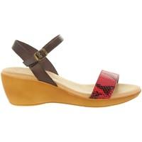 Schuhe Damen Sandalen / Sandaletten Cumbia 31009 Rojo