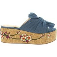 Schuhe Damen Sandalen / Sandaletten Chika 10 ARIZONA 02 Azul