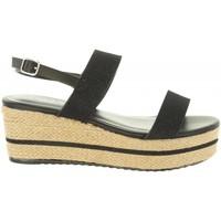 Schuhe Damen Sandalen / Sandaletten Chika 10 DONA 01 Negro