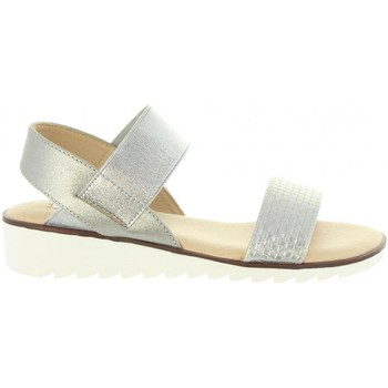 Schuhe Damen Sandalen / Sandaletten Chika 10 DULCE 02 Plateado