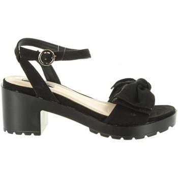 Schuhe Damen Sandalen / Sandaletten Chika 10 FIONA 01 Negro