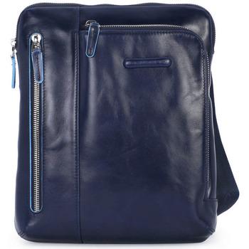 Taschen Umhängetaschen Piquadro BORSELLO Blu