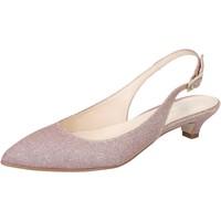 Schuhe Damen Sandalen / Sandaletten Olga Rubini sandalen pink textil BY275 pink