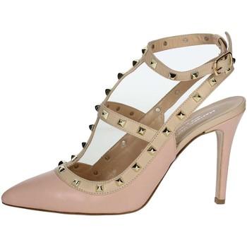 Schuhe Damen Sandalen / Sandaletten Mariano Ventre VAL01 Rosa
