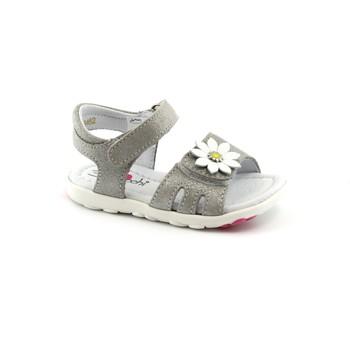 Schuhe Kinder Sandalen / Sandaletten Balocchi BAL-E18-483462-PE-a Beige