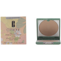 Beauty Damen Make-up & Foundation  Clinique Stay Matte Sheer Powder 101-invisible Matte 7.6 Gr 7,6 g