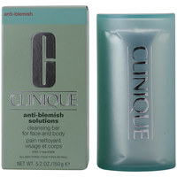 Beauty Damen Badelotion Clinique Anti-blemish Solutions Cleansing Bar Face & Body 150 Gr 150 g