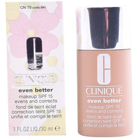 Beauty Damen Make-up & Foundation  Clinique Even Better Fluid Foundation 07-vanilla