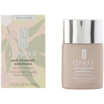 Beauty Damen Make-up & Foundation  Clinique Anti-blemish Solutions Liquid Found 02- Fresh Ivory  3