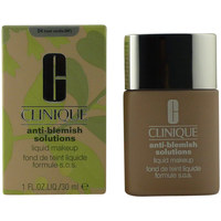 Beauty Damen Make-up & Foundation  Clinique Anti-blemish Solutions Liquid Found 04-fresh Vanilla
