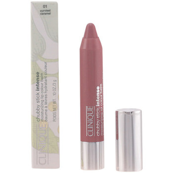 Beauty Damen Lippenpflege Clinique Chubby Stick Intense 01-curviest Caramel 3 Gr 3 g