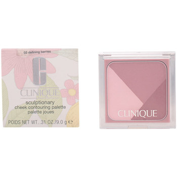 Beauty Damen Blush & Puder Clinique Sculptionary Cheek Palette 02-defining Berries 9 Gr 9 g