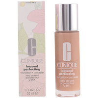 Beauty Damen Make-up & Foundation  Clinique Beyond Perfecting Foundation + Concealer 11-honey  30