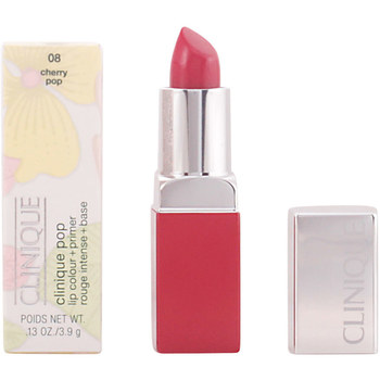 Beauty Damen Lippenstift Clinique Pop Lip Colour + Primer 08-cherry Pop 3,9 Gr 3,9 g