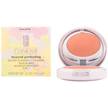 Beauty Make-up & Foundation  Clinique Beyond Perfecting Powder Foundation 06-ivory 14,5 Gr 14,5 g
