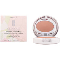 Beauty Make-up & Foundation  Clinique Beyond Perfecting Powder Foundation 14-vanilla 14,5 Gr 14,5 g