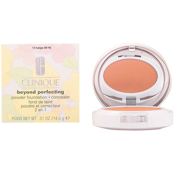 Beauty Make-up & Foundation  Clinique Beyond Perfecting Powder Foundation 15-beige 14,5 Gr 14,5 g