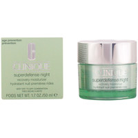 Beauty pflegende Körperlotion Clinique Superdefense Night Recovery Moisturizer I/ii  50 ml