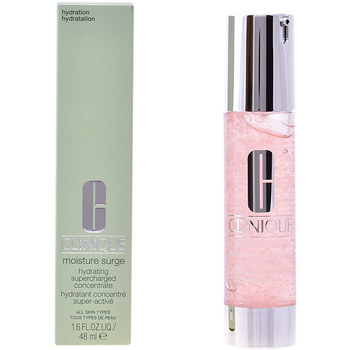 Beauty Damen pflegende Körperlotion Clinique Moisture Surge Hydrating Supercharged Concentrate  48 m