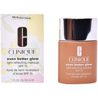 Beauty Damen Make-up & Foundation  Clinique Even Better Glow Light Reflecting Makeup Spf15 toasted 30ml 30