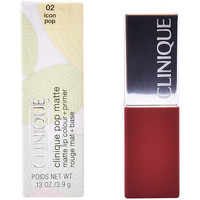 Beauty Damen Lippenstift Clinique Pop Matte Lip Color + Primer 02-icon Pop 3,9 Gr 3,9 g