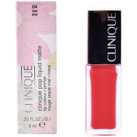 Beauty Damen Gloss Clinique Pop Liquid Matte Lip Colour + Primer 04-ripe Pop  6 ml