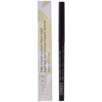 Beauty Damen Kajalstift Clinique High Impact Custom Black Kajal black 2,8 Gr 2,8 g