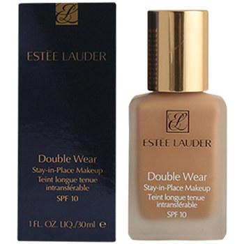 Beauty Damen Make-up & Foundation  Estee Lauder Double Wear Fluid Spf10 01-fresco  30 ml