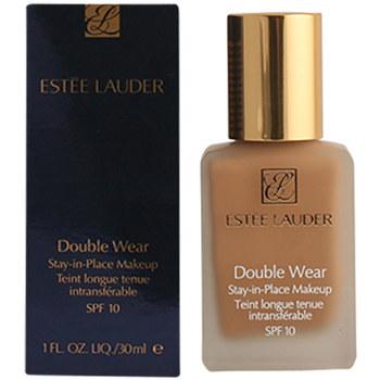 Beauty Damen Make-up & Foundation  Estee Lauder Double Wear Fluid Spf10 05-shell Beige  30 ml