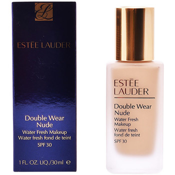 Beauty Damen Make-up & Foundation  Estee Lauder Double Wear Nude Water Fresh Makeup Spf30 3w3-fawn Estee Laude