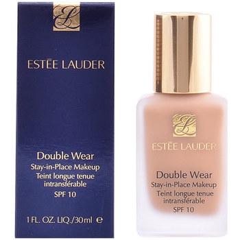 Beauty Damen Make-up & Foundation  Estee Lauder Double Wear Fluid Spf10 10-ivory Beige  30 ml