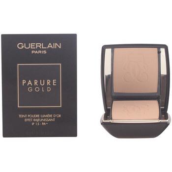 Beauty Damen Make-up & Foundation  Guerlain Parure Gold Fond De Teint Compact 01-beige Pâle 10 Gr 10 g