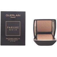 Beauty Damen Make-up & Foundation  Guerlain Parure Gold Fond De Teint Compact 03-beige Naturel 10 Gr 10 g