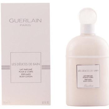 Beauty Damen pflegende Körperlotion Guerlain Le Délice De Bain Körperlotion  200 ml