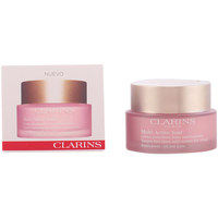 Beauty Damen pflegende Körperlotion Clarins Multi-active Crème Jour Toutes Peaux  50 ml