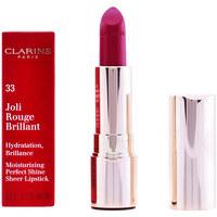 Beauty Damen Lippenstift Clarins Joli Rouge Brillant 33-soft Plum 3,5 Gr 3,5 g