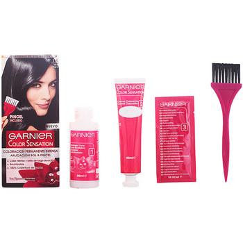 Beauty Damen Accessoires Haare Garnier Color Sensation 1 Ultra Negro 1 u