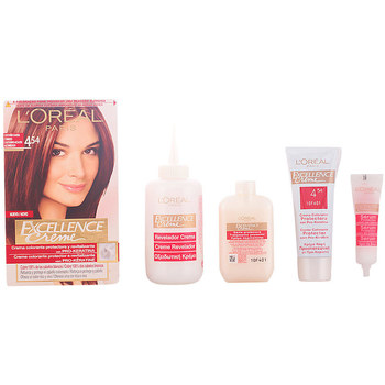 Beauty Damen Accessoires Haare L'oréal Excellence Creme Tinte 4,54 Castaño Caoba Cobrizo