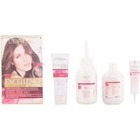 Beauty Accessoires Haare L'oréal Excellence Creme Tinte 6 Rubio Oscuro