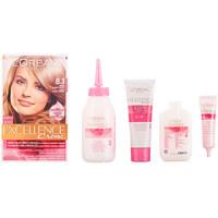 Beauty Damen Accessoires Haare L'oréal Excellence Creme Tinte 8,1 Rubio Claro Ceniza 1 u